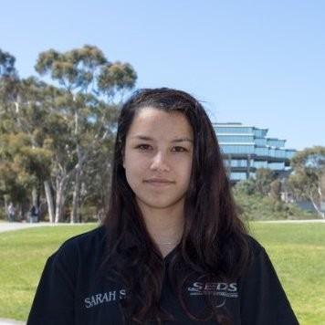 Sarah Shores- Assistant Researcher at Institute for Astronomy, UH Manoa